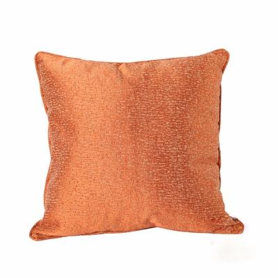 橙色条纹枕