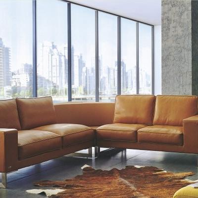 现代简约科技沙发