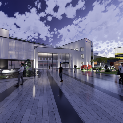 马鞍山槟城电子工厂规划改造设计